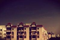 mieszkania, budynki
